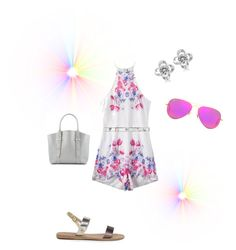 """""""Sin título #171"""" by shary-elivo on Polyvore featuring moda, Ancient Greek Sandals, Marni, Ray-Ban, Belec y Alexander McQueen"""
