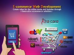 #Xtracare #IT is top 10 #E-commerce #website #design and #website #development #company in #Delhi, #India Since 2010. We are Provided E-Commerce Web Design and development services in worldwide.  Please more information: www.xtracareit.com/pages/-ecommerce-development-
