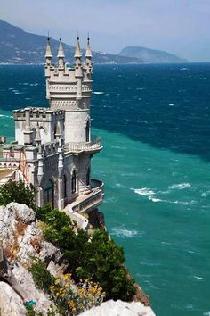 The Crimea, Yalta, Swallow's Nest