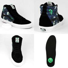 82427a22f65b53 Vans Spot x Rudd Pope Sk8 Pro Shoes