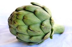 How to cook an artichoke, with step-by-step instructions and photos.>base for artichoke tart