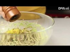 carbonara all'avocado - ricetta vegana