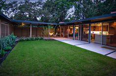 mid century modern Dallas,MCM,mid century, house