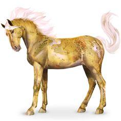 Io, Solar System horse.