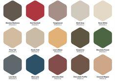 Frank Lloyd Wright Colors - The Decorologist
