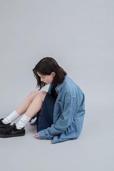 denim jacket #pixiemarket #fashion @pixiemarket