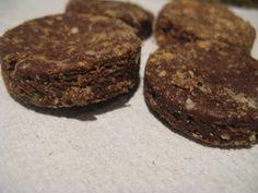 Ingredientes 1 taza de harina de trigo integral 1 taza de avena arrollada ½ taza de harina de algarroba 1 cdita. de polvo para horn...