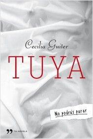 TUYA Premio Amor Fú a la mejor novela erótica 2013 #ceciliaguiter #erotica #premiosamorfu