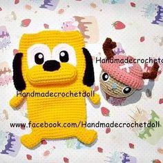 เตรยมสงคะ #กระเปาใสโทรศพทไหมพรม สอบถามรายละเอยดสนคาไดทางไลน Line Id:mm_handmadecrochet #crochetworld #amigurumi #amigurunidoll #amigurumilove #kawaii #cute #gifts #handmadedoll #dollstagram #handwork#gurumigram #crochet #crochetdoll #crochetdolls #dollstargram #cutedoll #doraemon #crochetoninstagram #handmade #amigurumis #crochetaddict #phonecase #pluto #onepiece by mm_handmadecrochet