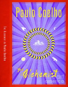 The Alchemist by Paulo Coelho Book Cover Poster Art. Buy fine art canvas prints, framed prints, acrylic or metal prints of minimalist famous book covers and popular movie poster artwork design by Nishanth Gopinathan. Perfect as wall decor for your home or office.