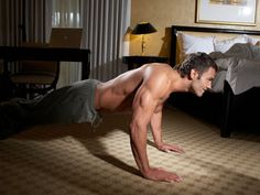Get Fit Quick: Best Full-Body Workout Without Weights