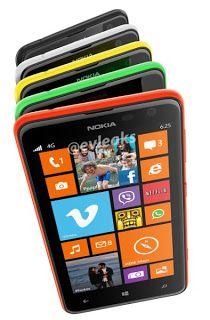 Spesifikasi Smartphone Lumia 625 Terbaru Lengkap - Lumia 625 ini cukup komplit dengan dukungan quad-band GSM, EDGE, HSPA, LTE, WiFi, Bluetooth 4.0, GPS, dan dukungan GLONASS.