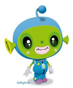 Teletubby Alien!!