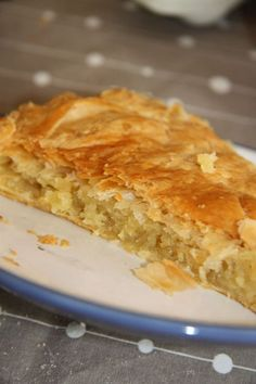 French Desserts, No Cook Desserts, Cookie Desserts, Cheese Danish Braid Recipe, Cake Recipes, Dessert Recipes, Sweet Pastries, Chefs, Love Food