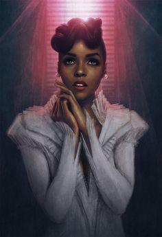 Janelle Monáe, Billboard Magazine