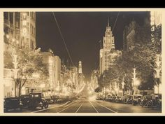 Collins Street in Melbourne, Australia, during the Centenary celebrations in 1934 Time In Australia, Melbourne Australia, Melbourne Victoria, Victoria Australia, History Photos, Historical Pictures, Old Photos, New York Skyline, Places To Visit