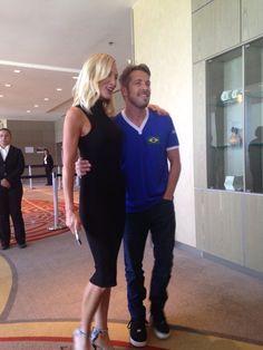 Sean and Victoria in Brazil #EverAfterII