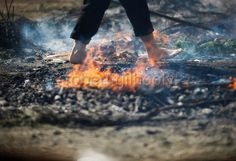 Firewalking