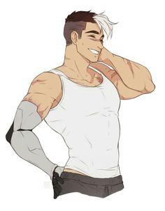 Male physique
