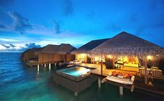 Once again.. the maldives.