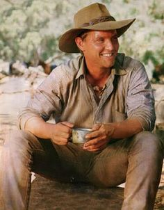 And to add a little silliness to my Aussie obsession ;) Jim Craig, The Man From Snowy River!!! :D