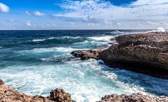 Shete Boka National Park in Curacao includes crashing waves and lovely natural surroundings to explore. (From: PHOTO: 10 Most Romantic Islands in the World!)