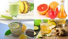 Four great fat-flushing drink recipes   Hello Perfect Body