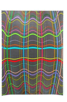 perceptuality:  Linda Besemer Horizontal Wave 2008 Galerie...