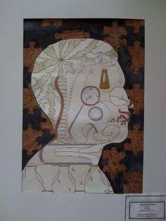 Student Artwork -  Rebecca Fellows