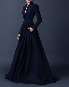 "belleamira: "" Paolo Sebastian Autumn/Winter 2015 """