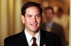 Marco Rubio - Senator of the state of Florida.
