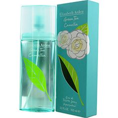 GREEN TEA CAMELLIA Perfume by Elizabeth Arden EDT SPRAY 3.4 OZ #FragranceNetLucky