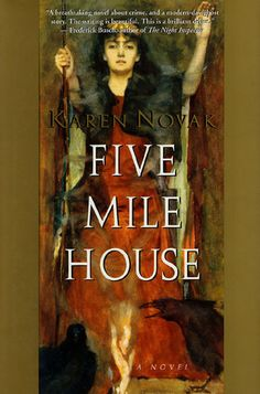 A modern day mystery haunted by a 19th Century ghost.  Eleanor Bly haunts Five Mile House, looking for someone to tell her story to. Jumping from a window to her death in 1889, Eleanor's soul is at unrest until the truth is told about her life and death. She finally finds Leslie, one hundred years later. Leslie bears an uncanny resemblance to Eleanor and is sympathetic if only because of the ghost she carries around herself...