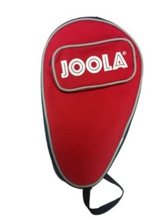 Disk Racket Case with Ball Storage by Joola. $20.88. Protect your racket from dust and damage with your JOOLA Disk Racket Case. A round padded case is ideal for storing one racket. Comes with additional zippered compartment for storing three balls.