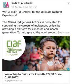 Win A Trip, Cultural Experience, Indigenous Art, Art Fair, Advertising, Culture, Words, Horse