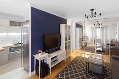 Kis lakás berendezése szűkös költségvetéssel rövid határidővel - 45m2-es új otthon egy fiatal párnak