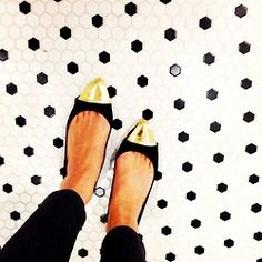 gold and black.