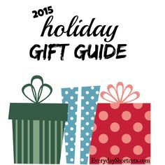 Every Day Shortcut's 2015 Holiday Gift Guide including Brazi Bites