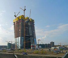 BCE não sabe controlar orçamento da sua nova sede - Ironia d'Estado