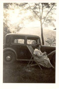 https://flic.kr/p/B5sb4v | Old Cars (1954)