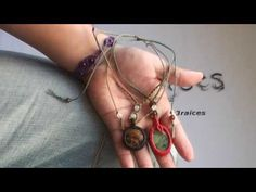2/2 Perfect Necklace with Beads = How to make it - YouTube