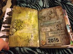 Back of bullet and front of DLP journal