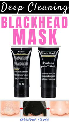 The best Deep Cleaning Blackhead Mask and how to get instamask blackhead removal so easily. This Deep Cleaning Blackhead Blackhead Mask, Blackhead Remover, Top Skin Care Products, Skin Care Tips, Organic Skin Care, Natural Skin Care, Makeup Geek, Makeup Tools, Makeup Ideas