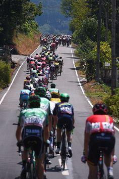 Vuelta a Espana 2016  Stage 6 Peloton / Tim de Waele