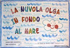 Maestra Caterina: Laboratorio linguistico: La Nuvola Olga in fondo al mare