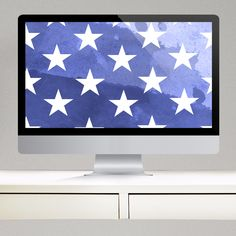FREE TECHNOLOGY BACKGROUNDS - FOURTH OF JULY   THE PAPER CURATOR