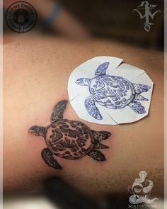 #boracaytattooshop #boracaytattooartist #boracaytattoo #turtletattoo #turtle #ink #tattoo #tattooing #blackandgreytattoo #jocher…