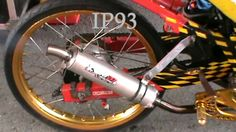 Drag Bike MESIN LIAR Team Balap IP93 - Drag Racing Videos