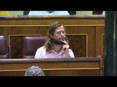 Diputado PODEMOS se emociona y se queda sin palabras al pedir indulto As...