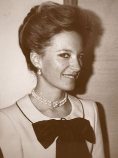 Princess Michael of Kent.